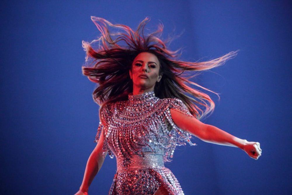 Eurovision 2021, Albania, Anxhela Peristeri