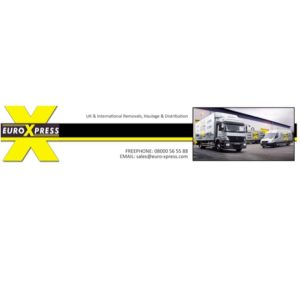Euroxpress Removals banner