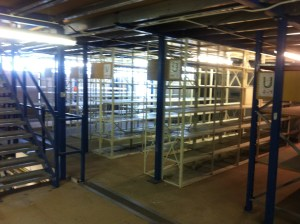 distribution warehouse removals