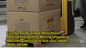 business relocations