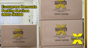 removals packing service