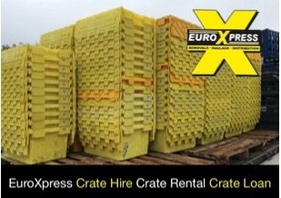 Crate Hire. Crate Rental. Click Here!