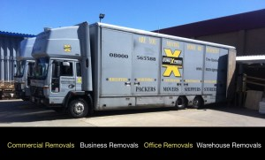 commercial removals,business removals