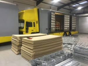 Haulage contracts