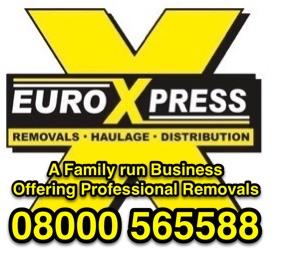 Euroxpress Sussex,kent,surrey,hampshire,london