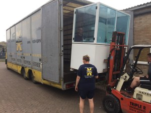 pallet delivery contracts services