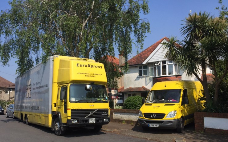 house removals quote