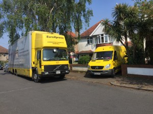Removals Worthing