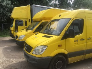 removals vans for hire