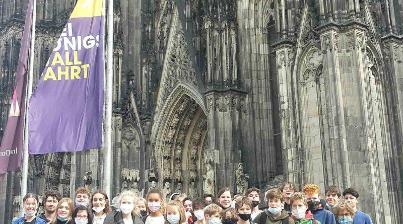 Ein Ausflug nach Köln