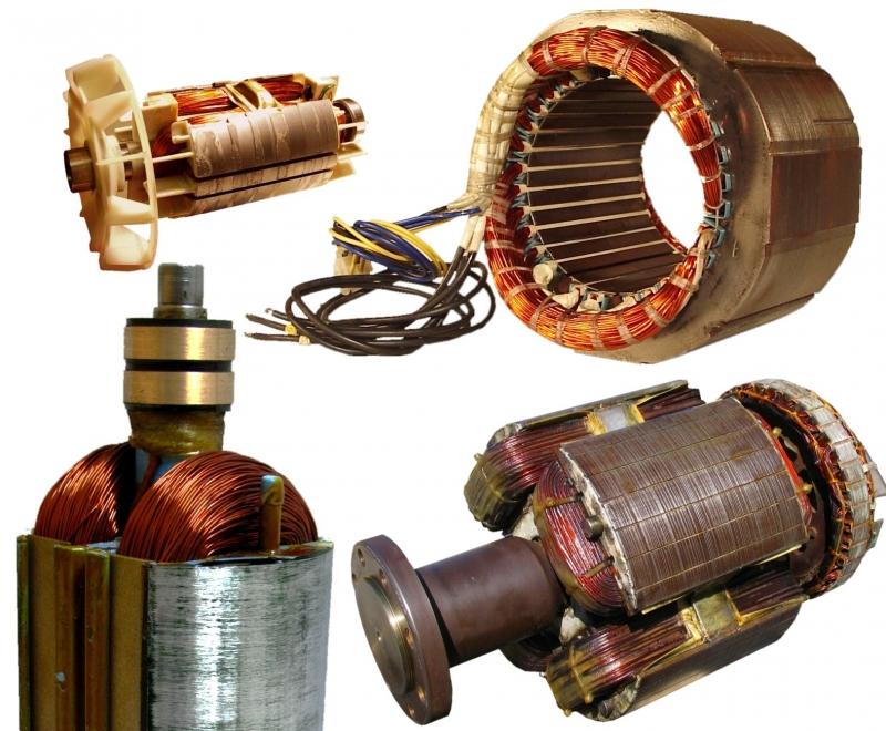 Engine Generator Armature Parts Coleman