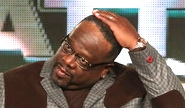Cedric The Entertainer Removes Hat To Plug Cedrics Barber Battle