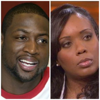 D Wade and Ex-Wife At It Again: Battle over 'Relocation Dispute