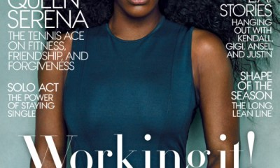 serena vogue cover