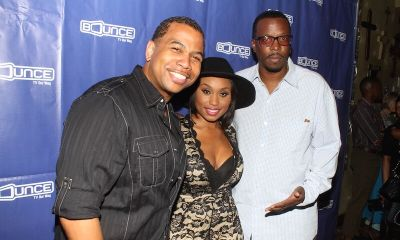 Omar Gooding, Angel Conwell and Bentley Kyle Evans