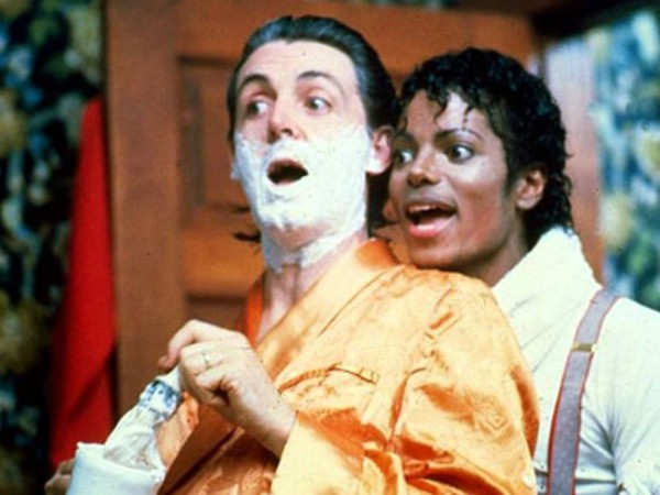 """""""Say, Say, Say"""" was a hit for Michael Jackson when h  and Paul McCartney recorded it in 1983."""