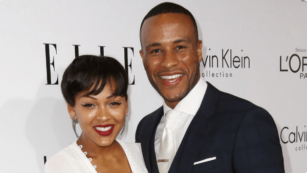 Meagan Good Says Minister Hubby Wants Her to Make Sex Scenes Look ...