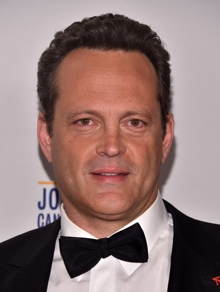 Honoree Vince Vaughn attends John Wayne Cancer Institute Auxiliary's 32nd annual Odyssey Ball at the Beverly Wilshire Four Seasons Hotel on March 25, 2017 in Beverly Hills, California.