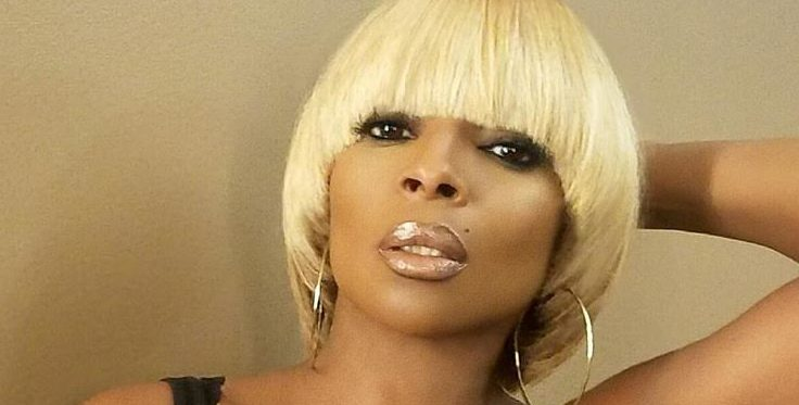 Mary J  Blige Had to Rewrite Her New Album When Marriage Crumbled