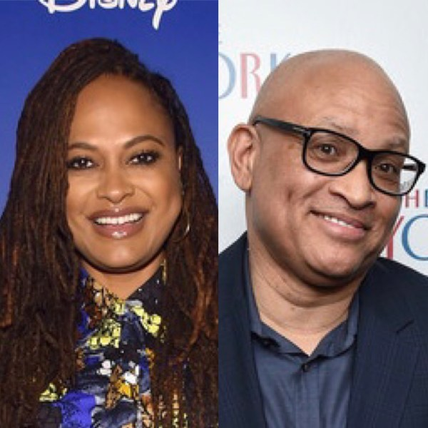 Ava DuVernay and Larry Wilmore