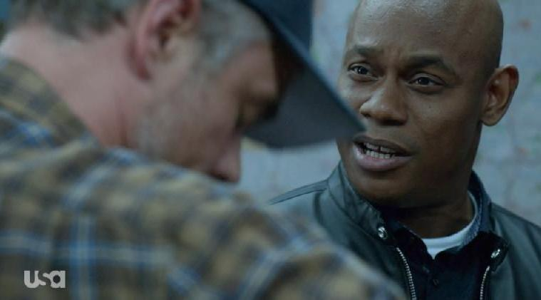 Bokeem Woodbine on His 'Unsolved: The Murders of Tupac and