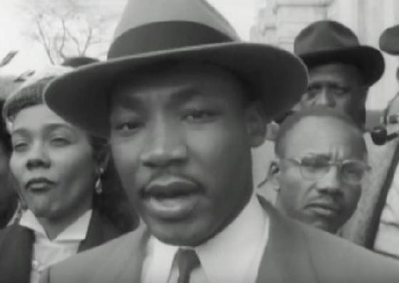 martin luther king jr - screenshot