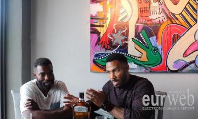 omari hardwick - abff - screenshot