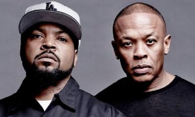 ice cube - dr dre