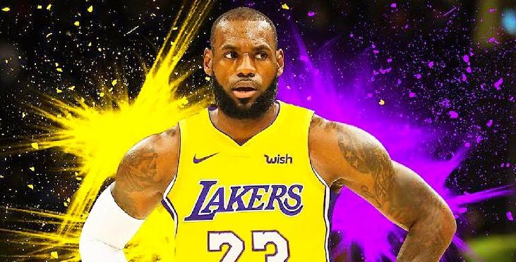 2a54fc44d9f LeBron James Signs 4-year  154 Million Deal with the LA Lakers! (WATCH)