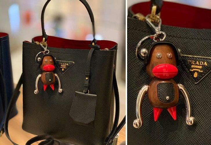 f5dd1ab679eb Is Prada Stirring Racism Charges by Featuring  Sambo  Figurines