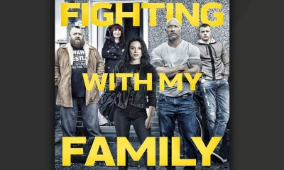 Fighting With My Family movie poster