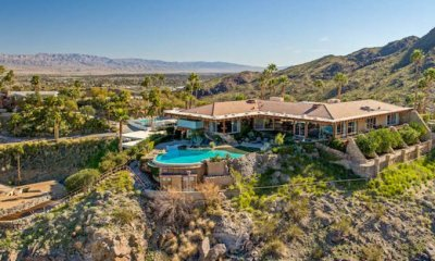 Linda Johnson Rice wants to sell Palm Springs mansion her parents, John and Eunice Johnson, bought in 1974