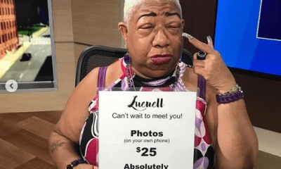 Luenell Issues Warning to Fans After Allergies Triggered by 'Low Grade'