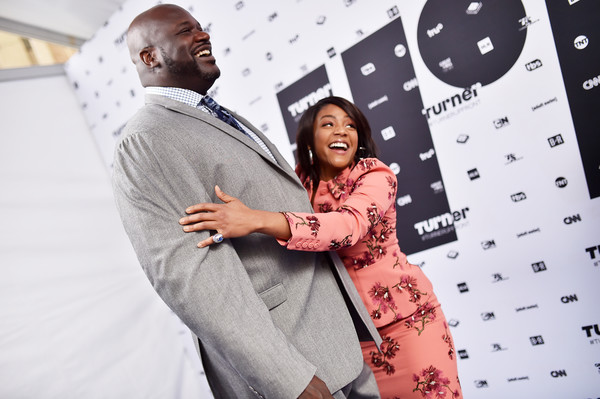 Shaquille+O+Neal+Turner+Upfront+2018+Arrivals+yZGNnwH4Ukml