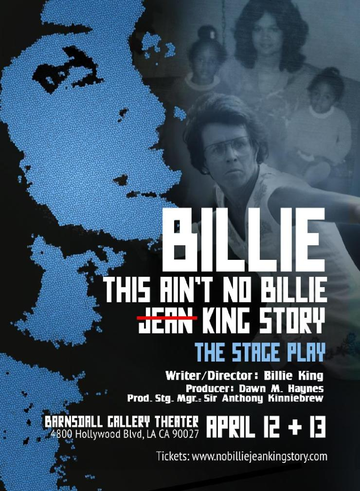 billie Jean - Billie Flyer