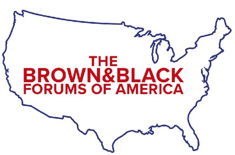Brown and Black Forums Of America Announces Election 2020