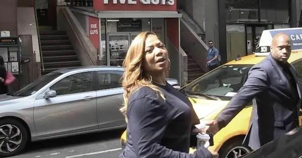 Queen Latifah Has Music Message for Fans: New Jazz & Hip-Hop