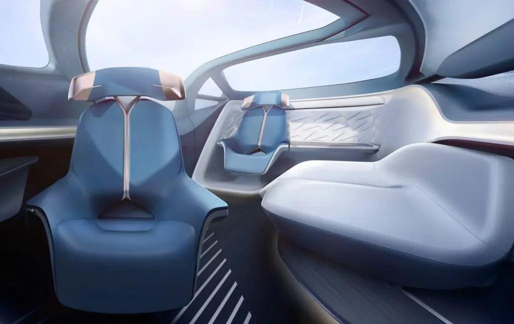 Global Designer Andre Hudson Gives Us A Peek Into Tomorrows Self-Driving Car Interiors