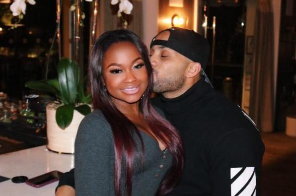 Phaedra Parks is Man-less Again