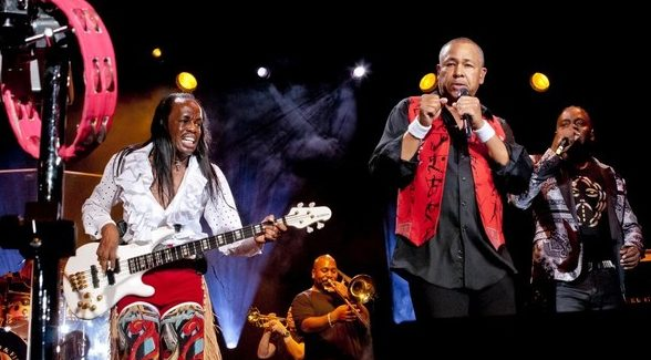 Earth, Wind & Fire: First R&B Group to Receive Kennedy Center Honors
