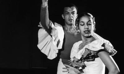 Carmen De Lavallade and James Truitt