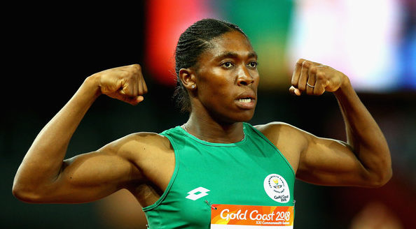 Double Olympic Champ Caster Semenya Reveals She 'Never Felt Supported' by Women in Sports