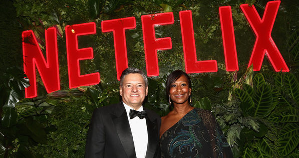 Nicole Avant, Wife of Netflix Boss, Had to 'Pitch and Pitch