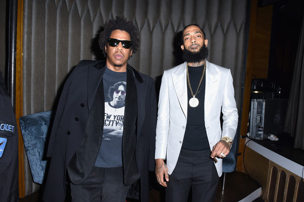 Nipsey Hussle's Business Partner Reveals L A  City Attorney's Office