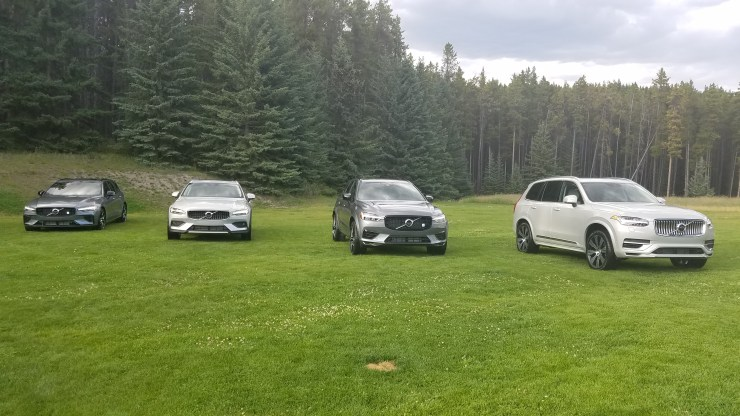 2020 Volvo Previews