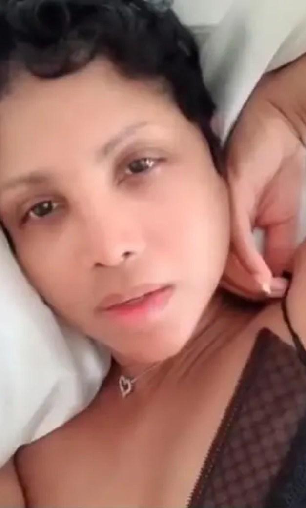 Toni Braxton - screenshot - instagram