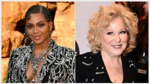 beyonce, bette midler