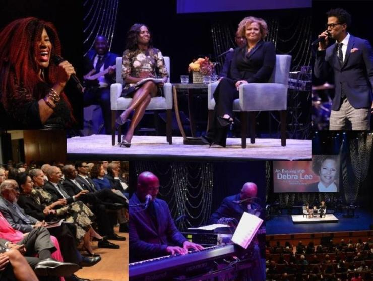 Debra Lee - historymakers (collage)