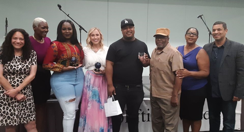 Country, R&B Take the Awards at the 20th Los Angeles 'ULMII' Conference's National Talent Competition - Eurweb.com