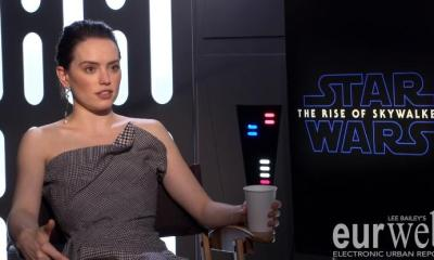 Daisy Ridley (screenshot)